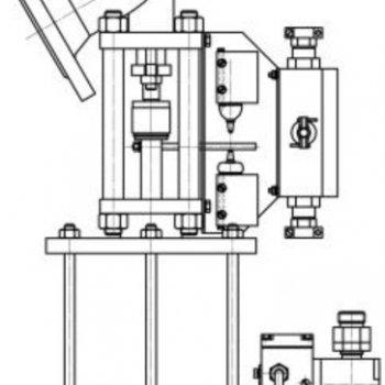 Разделители мембранные для датчиков давления манометров